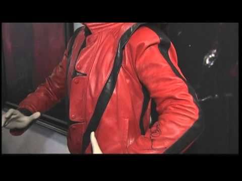 SOLD: Michael Jackson's Thriller jacket