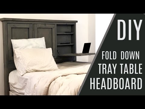 diy:-$60-headboard-with-storage-and-fold-down-trays