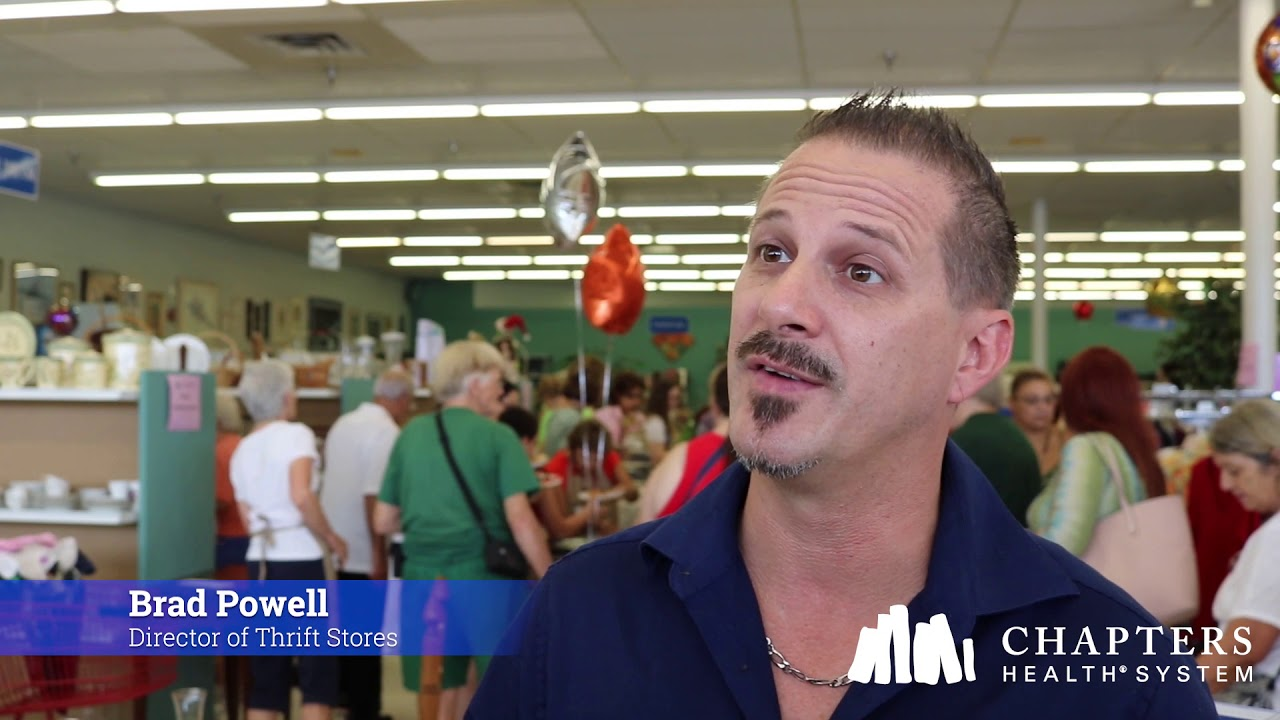 Life's Treasures Thrift Stores benefit HPh Hospice and