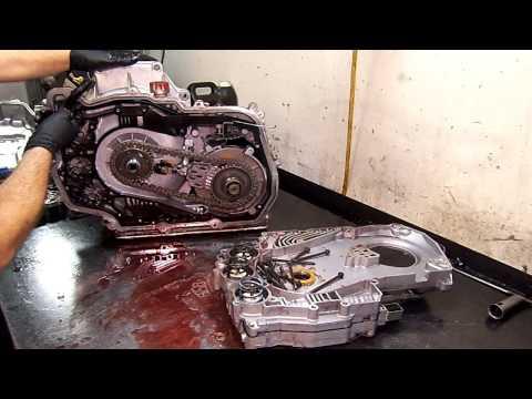 4t40-e-transmission---teardown-inspection