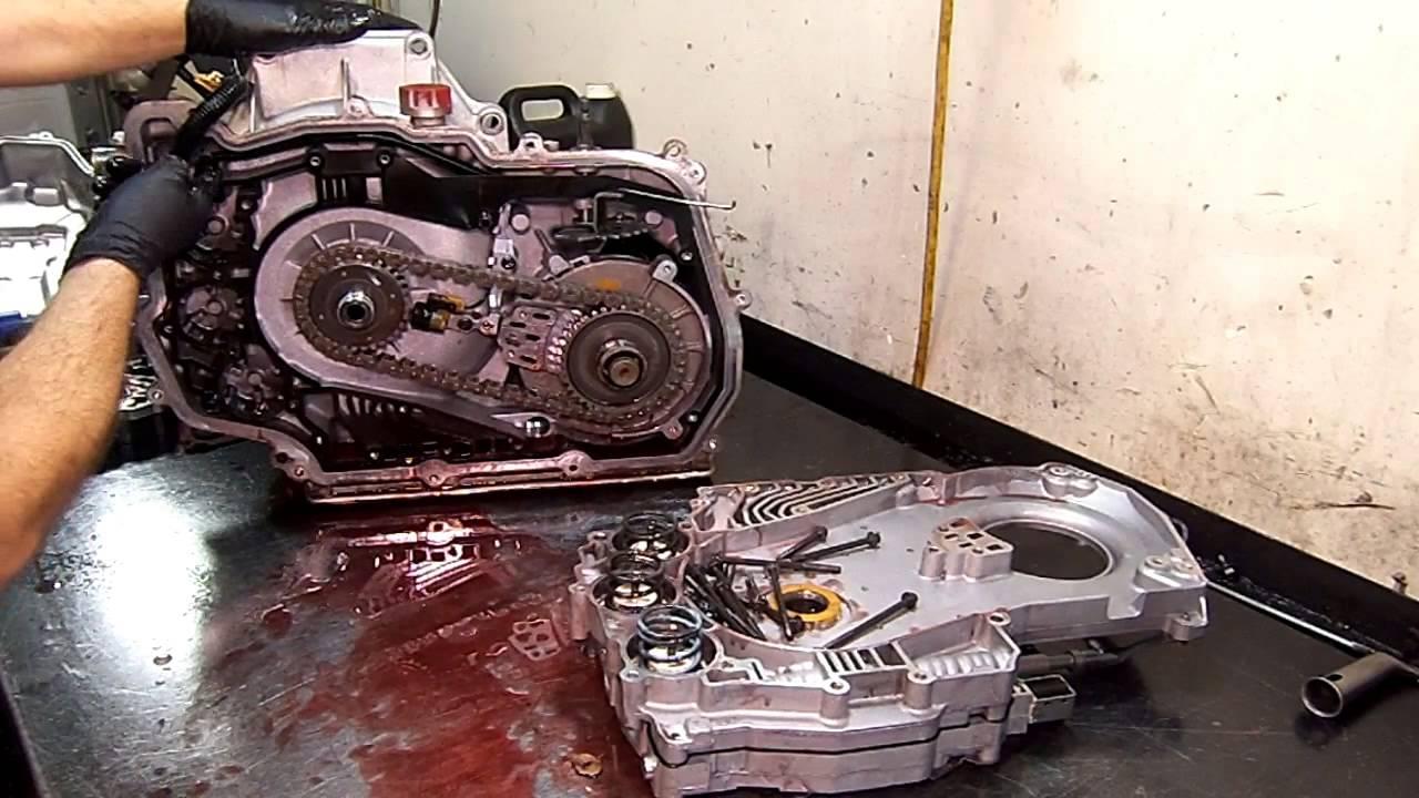 4T40E Transmission  Teardown Inspection  YouTube
