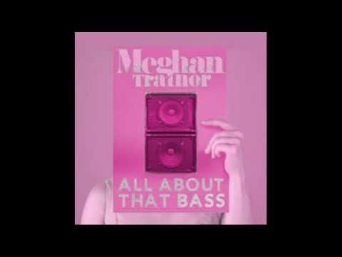 All About That Bass - Meghan Trainor [Clean Version] - radio edit - download