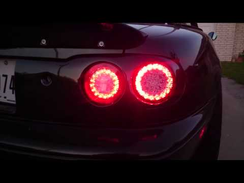 Miata Na Rear Tail Lights Panel Preview 1 Youtube