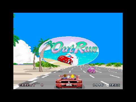 アウトラン(OutRun) - GameMusic