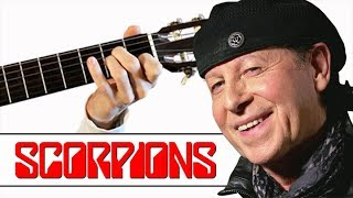 Scorpions - Wind Of Change на Гитаре (Разбор)