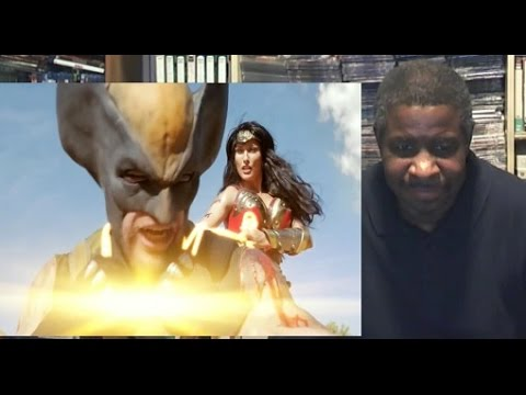 Wonder Woman vs Wolverine Alternate Version Reaction & Review