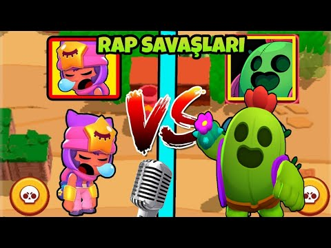 Brawl Stars Rap Şarkısı | SANDY vs SPİKE (Emreis) indir