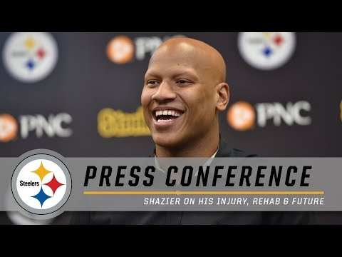 Ryan Shazier Opens Up About His Injury, His Support System & His ...