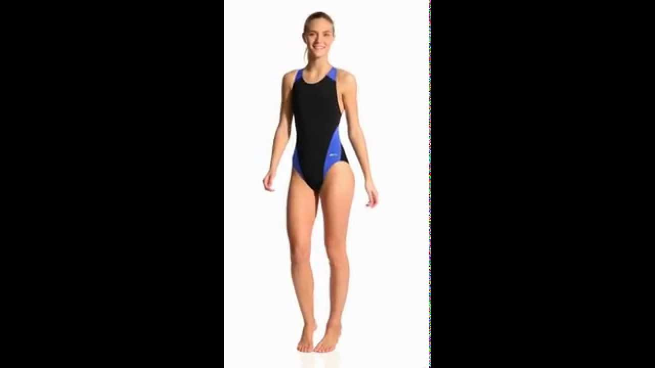 69945aa0e8 Ocean Racing by Dolfin Color Block Performance Back