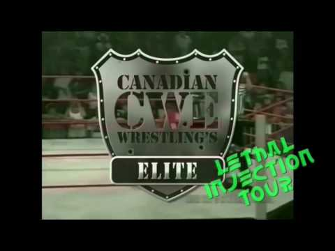 CWE TV OCTOBER 3 - EPISODE 96 ft LITA