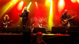 Saxon Battering Ram Live 2015