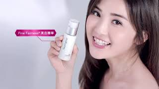 NETUROGENA FINE FAIRNESS x 蔡卓妍 阿Sa 電視廣告 TVC