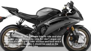 Top 5 best everyday super/sport bikes. (Pause at pictures to read)
