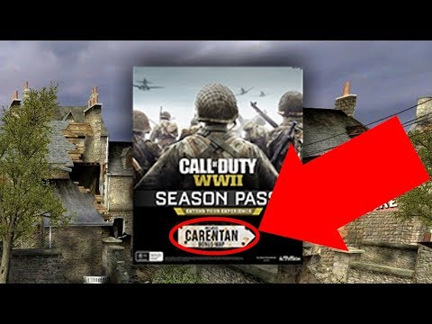 COD WWII's Secret Bonus Map Has Been Leaked! REAL OR FAKE?