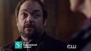 Supernatural ( Сверхъестественное ) 10 сезон 14 серия Русское промо