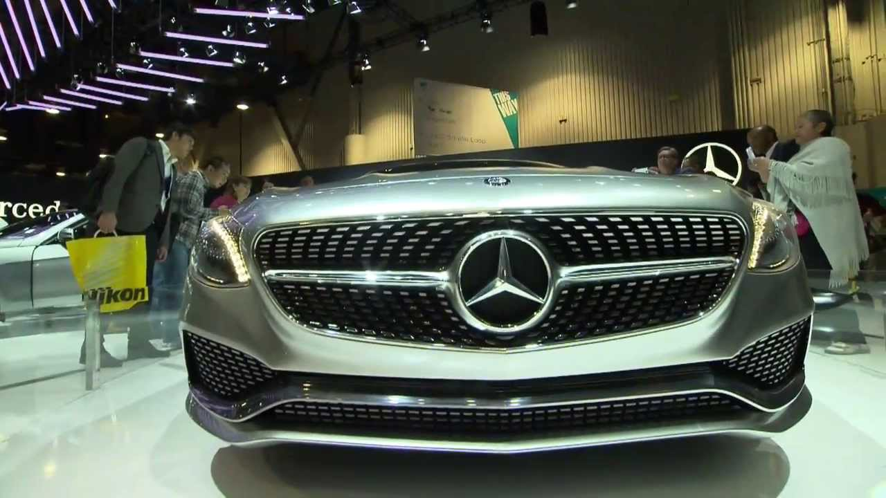 Mercedes-Benz at the CES Las Vegas 2014 – the Intelligent car.