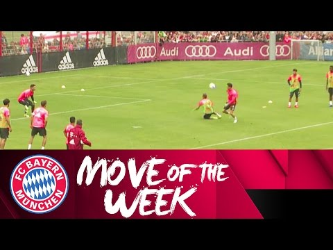 Robert Lewandowski | FC Bayern Move of the Week