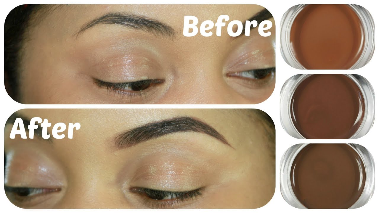 Brow Tutorial Swatches Review Anastasia Beverly Hills