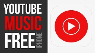 How to Download YouTube Music app for FREE - iPhone XR iPhone 8 iPhone 7 iPhone 6 iPhone 5
