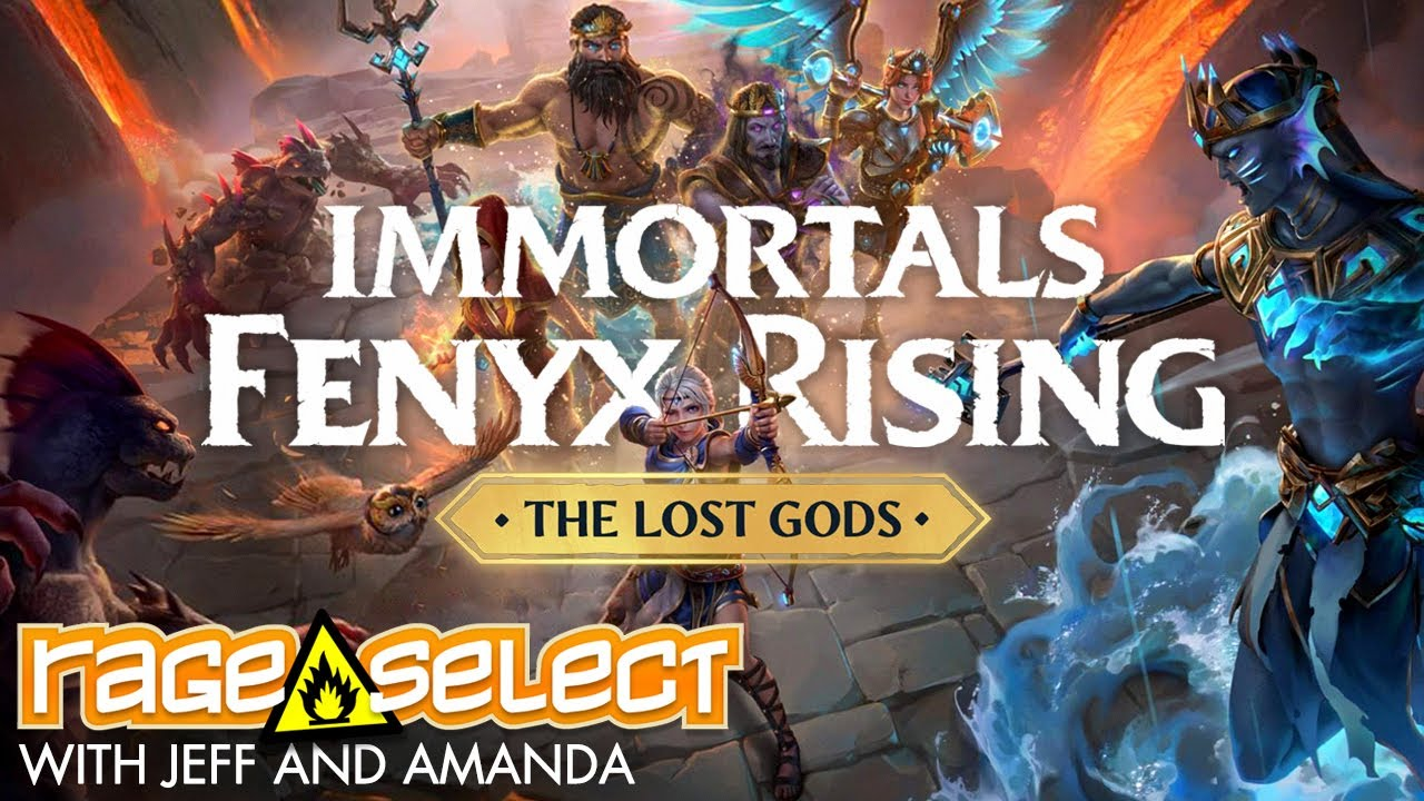 Immortals: Fenyx Rising -  The Lost Gods (The Dojo) Let's Play