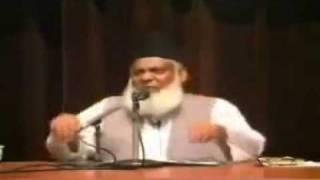 Look What Dr  Israr Is Saying -  Islam Ahmadiyyat Zindabad