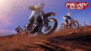 MX vs ATV All Out-лучшие гонки про мотокросс на пк