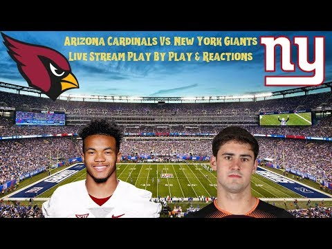 arizona-cardinals-vs.-new-york-giants-live-stream-play-by-play-&-reactions