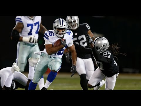 Cowboys vs. Raiders 2017 live results: Score updates and highlights