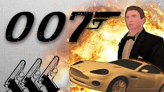 ГТА САМП ДЖЕЙМС БОНД 007    ТРЕЙЛЕР ФИЛЬМА    JAMES BOND 007 GTA SAMP TREILER