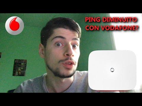 PING DIMINUITO?!?! | VODAFONE FTTC 50MB