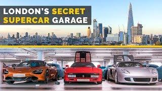 Secret Supercar Bunker Under London! | Carfection 4K
