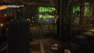 """Batman: Return to Arkham City Side Mission """"Hot and Cold"""""""