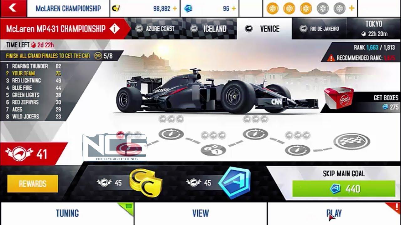Formula 1 Car Specs Mclaren Mp4 31 Championship Venice With