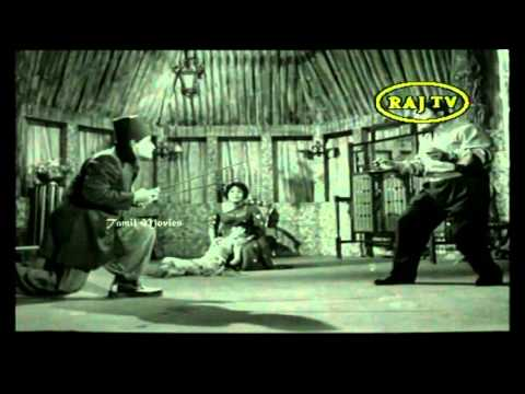 Anandha Jothi Movie Climax