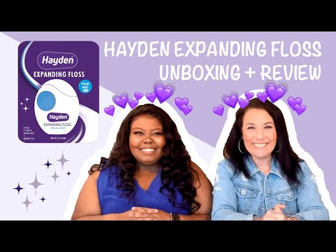 unboxing-+-review-of-hayden-expanding-floss