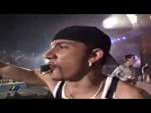 Backstreet Boys - Hey Mr Dj [Keep Playing That Song For Me] (Live At Viña '98)