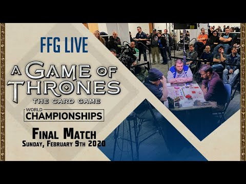 A Game Of Thrones: World Championship FINAL