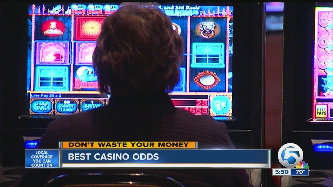Online Casino Best Odds