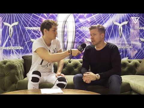 Ferry Corsten Interview at Transmission Prague 2017