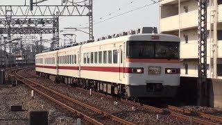 【東武】伊勢崎線 特急きりふり284号 浅草行 新田 Japan Saitama Tobu Isesaki Line Trains
