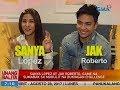 UB: Sanya Lopez at Jak Roberto, game na sumabak sa makulit na bukingan challenge