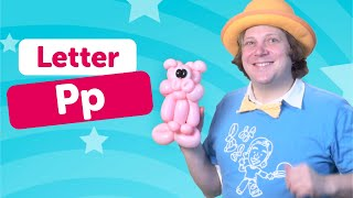 Pp | Fun Phonics | Magicio and Phonics | Made by Red Cat Reading