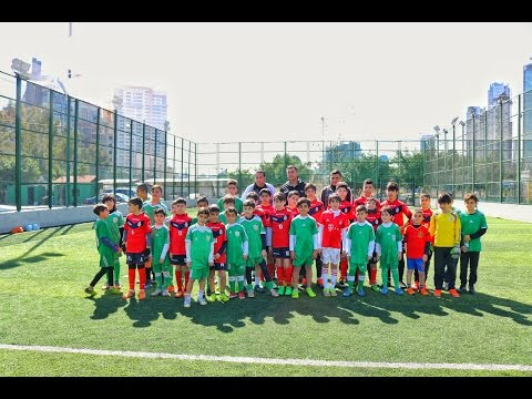 Real Beirut VS Ansar (KIDS) soccer game