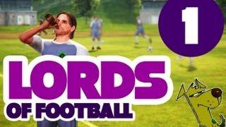 El fútbol en plan Sims: Lords of Football - Primer contacto (Español)