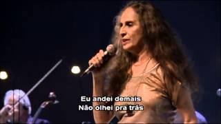 Fera Ferida - Maria Bethânia (HD)