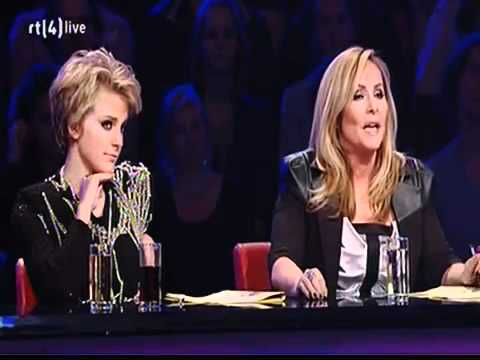 The X Factor 2011 - Liveshow 1 - Jantine: Stuck