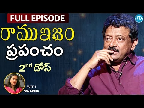 RGV Talks About World - ప్రపంచం - Full Episode || Ramuism 2nd Dose || #Ramuism || Telugu
