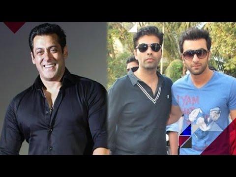 Salman Khan To Now Sell Jewellery | Ranbir & Karan Johar's Tweets