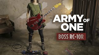 Brand New BOSS RC-10R - Army Of One