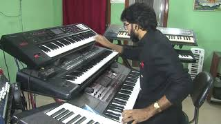 Kuchh Kuchh Hota Hai..pls use 🎧.Cover Instrumental.Harjeet singh pappu